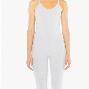 American Apparel Cotton Spandex Unitard